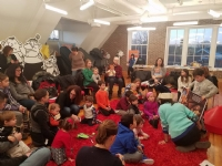2017 Story Hour at 'An Unlikely Story'