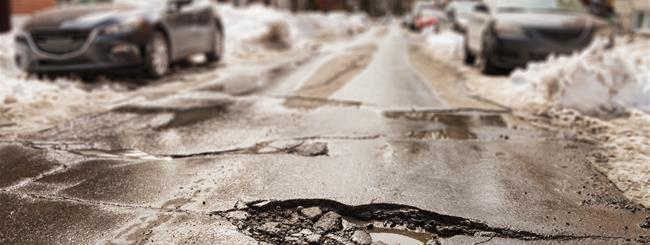 Video: Are There Potholes in Your Soul?