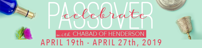 Passover with Chabad Intown