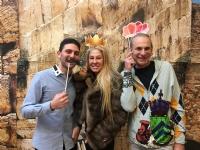Purim in Israel 2017