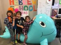 Rosh Hashana Hebrew School 2017