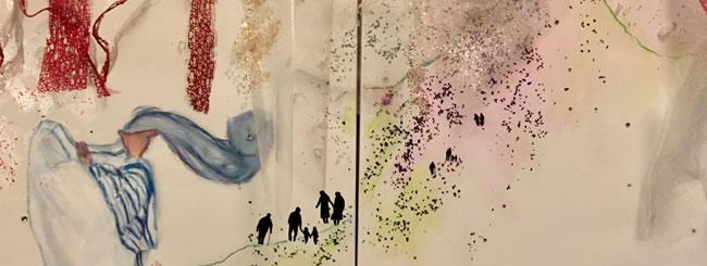"Jewish Art for the Soul: ""Shofar Gadol"" - The Great Shofar"