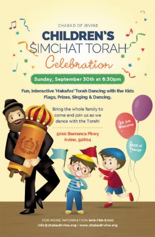 Simchat Torah Celebration Kids 5779.jpg