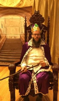 Purim in the Palace! - 2018