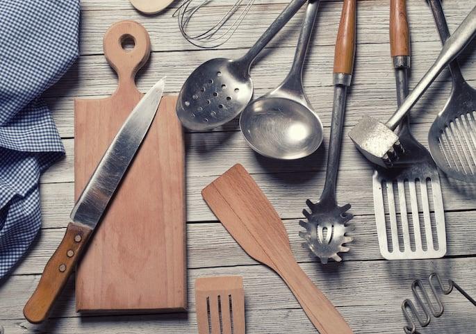 Koshering Appliances and Utensils - Kosher