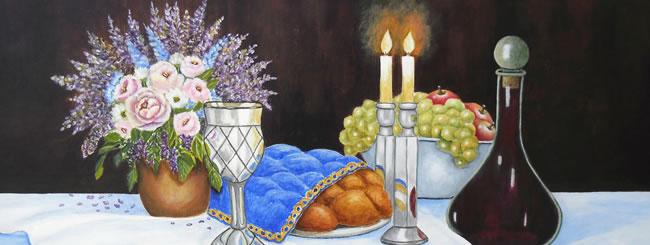 Jewish Art for the Soul: Shabbat: Spiritual Bliss
