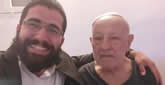This 87-Year-Old Man Thought His Entire Family Was Dead, Until He Met a Chabad Rabbi