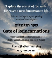 The Gate of Reincarnations