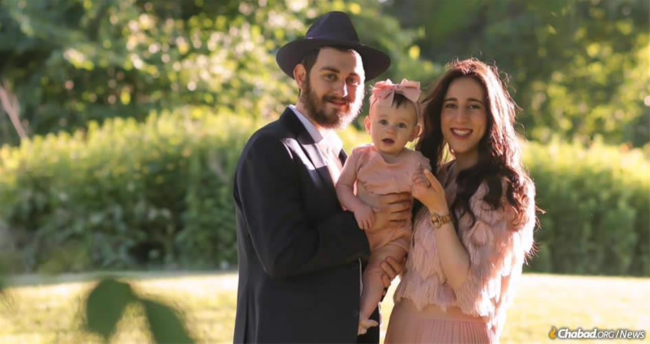 The opening of Houston's newest Chabad center, under the direction of Rabbi Levi and Devorah Leah Marinovsky, was timed to start by the one-year anniversary of Hurricane Harvey as an expression of the tenacious vitality of the Houston Jewish community.