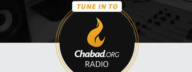 Chabad.org Music Radio App Launched