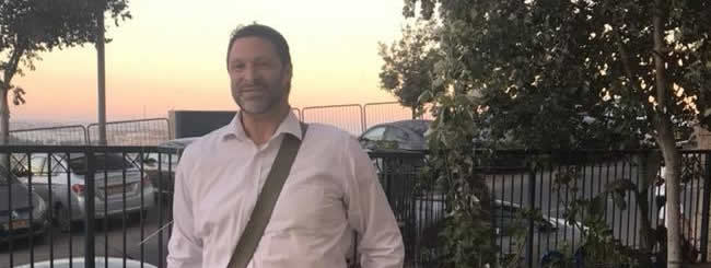 September 2018: Terror Victim Ari Fuld, 45, Remembered as an Ardent Defender of Israel