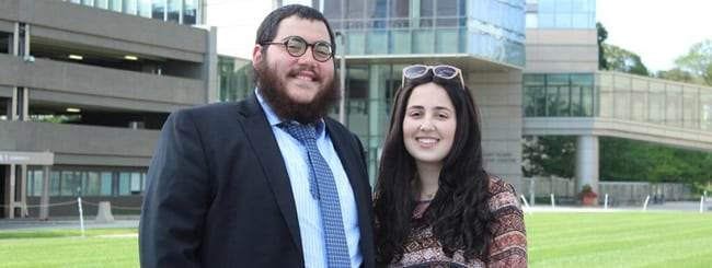 September 2018: UMass Medical Students Get a Much-Needed Dose of Judaism