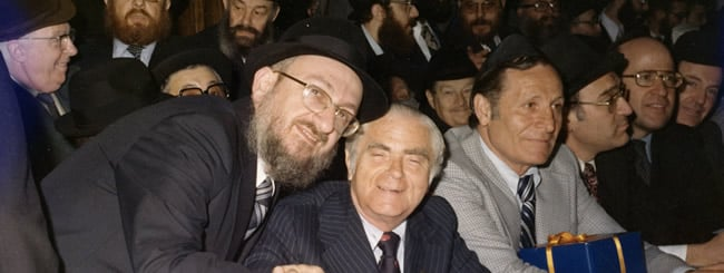 September 2018: Rabbi Shmuel Fogelman, 88, Principal and Teacher