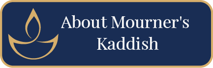 About Mourner's Kaddish