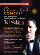 Tal Vaknin Live in Concert