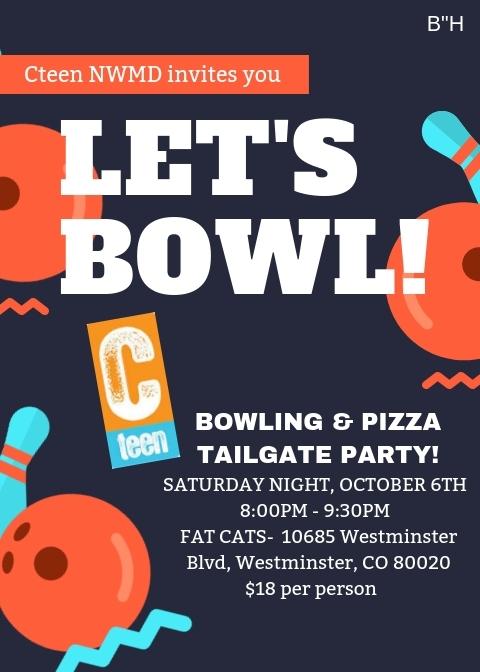 Blue and Orange Bordered Bowling Invitation.jpg
