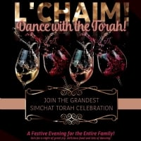 Simchas Torah Dinner party
