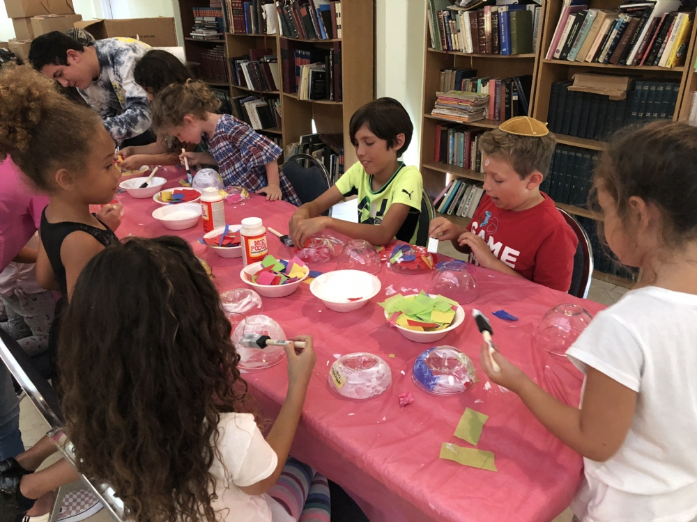 Rosh Hashana Family Sweet Shoppe September 5, 2018