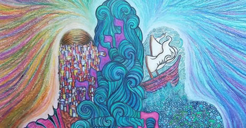 Art by Brooke Sendele