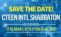 CTeen International Shabbaton
