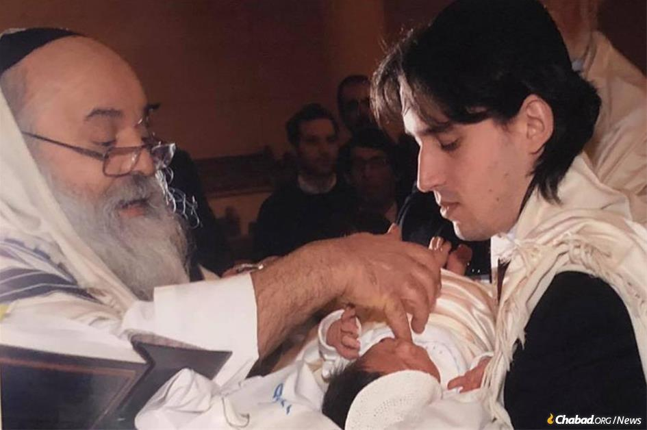 Rabbi Levi Hezkia, 74, a beloved mohel, cantor, shochet and teacher, touched the lives of thousands of Jews in Italy.