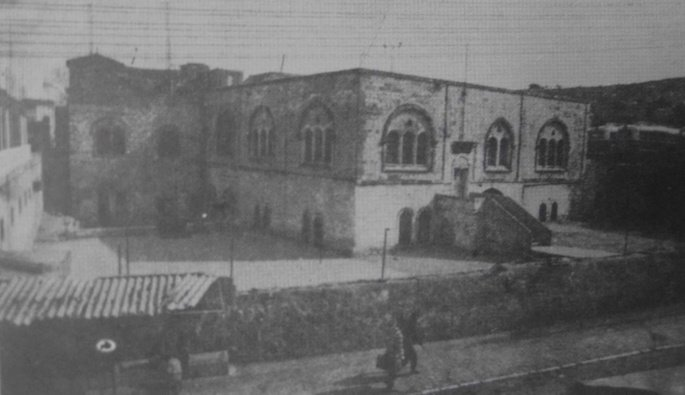 Beit Romano housed the Yeshivat Torat Emet. Today, greatly enlarged, it is once again a yeshivah.