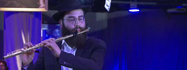 Chassidic Music at the Kinus HaShluchim 5778: A Heartfelt Chasidic Melody