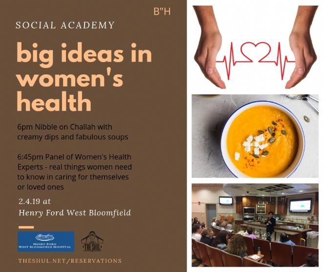 Big Ideas in Women's Health