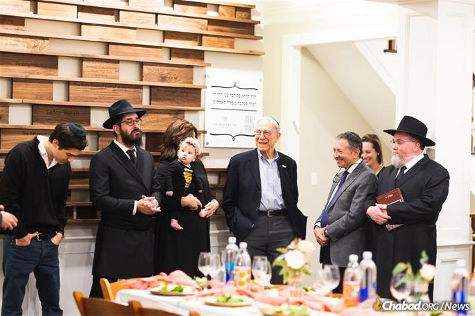 (Photo: Chabad of Dartmouth)