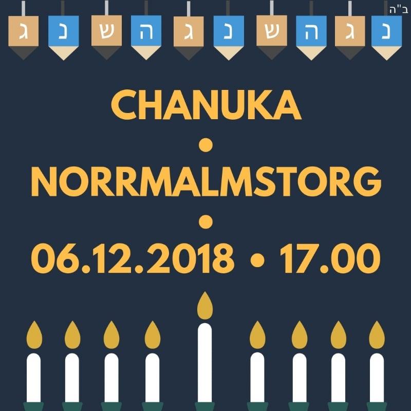 Blue and Yellow Candles Hanukkah Card.jpg