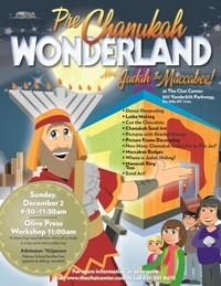 Pre Chanukah Wonderland