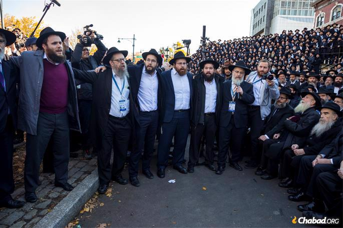 (Photo: Mendel Grossbaum / Chabad.org)