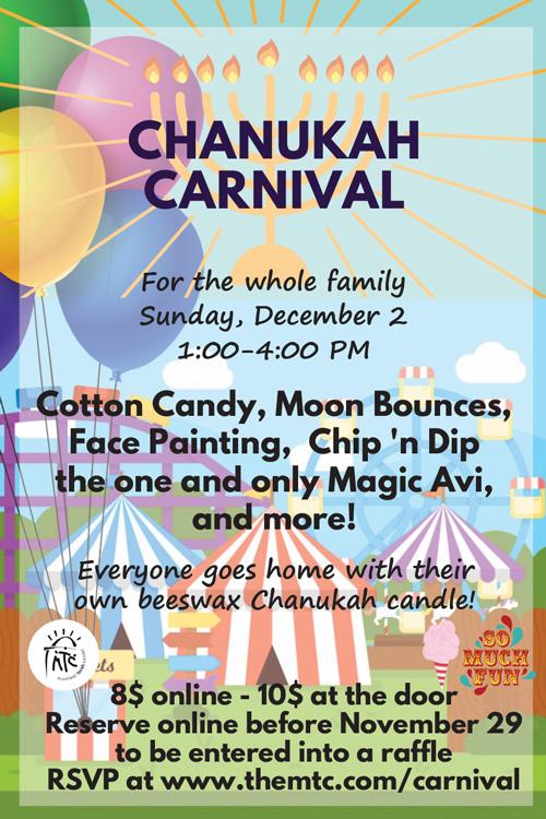 Chanukah-Carnival