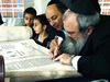 Get Your Own Letter in the Unity Torah Scroll