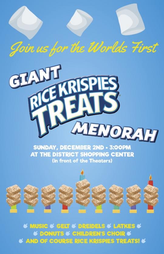 Rice Krispy treat Menorah.jpg