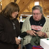 'The Kabbalah of Knitting' at Sheep & Wool Festival in Rhinebeck, N.Y.