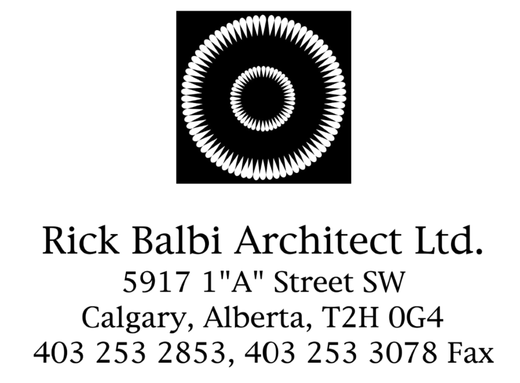 Rick Balbi Architect.png