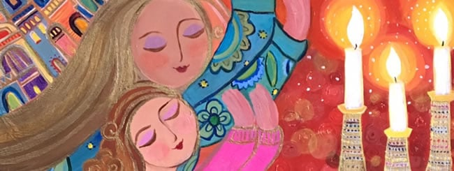 Jewish Art for the Soul: Sisters Storm the Heavens