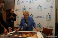 Historic Evening With Eva Schloss