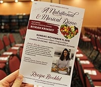 Nutrition & Music - An Evening for Women