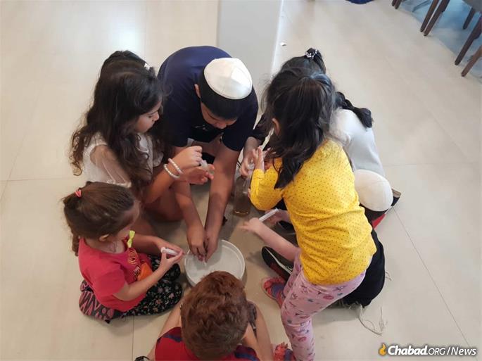 Jewish Academy follows an International General Certificate of Secondary Education (IGCSE) curriculum.
