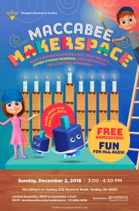Yardley | Maccabee Makerspace