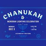 Chanukah and Menorah Lighting Celebration at Pearl