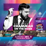 Chanukah On The River
