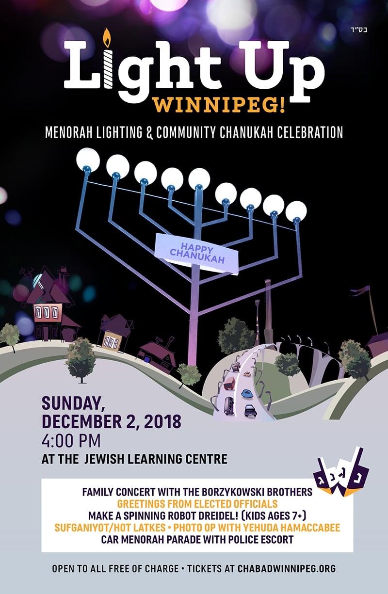 Chanukah Party 2018