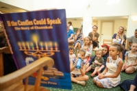 Kids in the Chanukah Kitchen