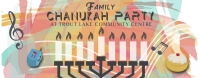 Family Chanukah Part at Trout Lake
