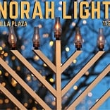 UTSA Menorah Lighting