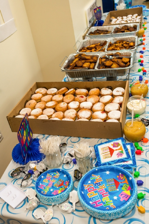 Chanukah Family Party '18