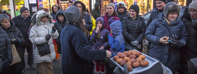 Holiday Watch: NEW PHOTOS: Menorahs and Chanukah Celebrations Around the World